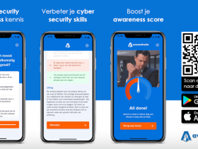 Awaretrain lanceert gratis security awareness app
